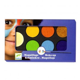 Maquillaje 6 Colores Natural, Djeco