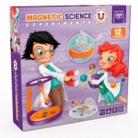 Kit experimentos magnéticos, EurekaKids
