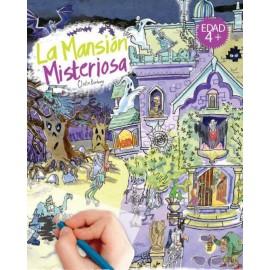 Calca con Scribble Down, La mansión misteriosa