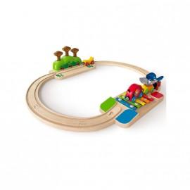Circuito de tren Musical y Monos
