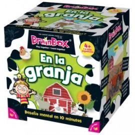Juego de memoria en la granja, Brainbox
