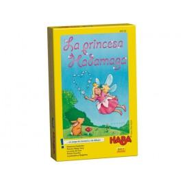 La princesa Hadamaga, Haba