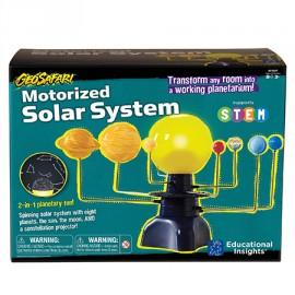 Sistema solar motorizado, Educational Insights