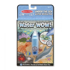 Water Wow! Bajo el mar, Melissa & Doug