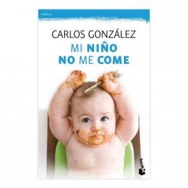 Mi niño no me come, Carlos González