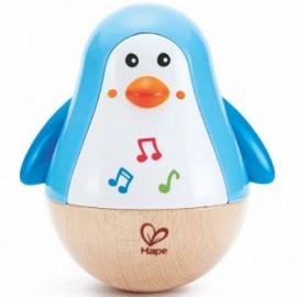 Tentetieso musical Pingüino, Hape