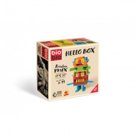 Hello Box Rainbow mix, BioBlo